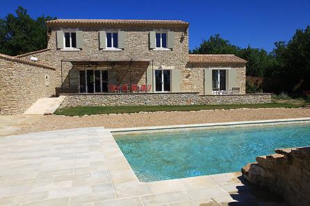 Bsrv habillage piscine et margelles en pierre granit - Revetement piscine pierre naturelle ...
