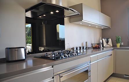 Cuisine Marbrerie Decoration Plan De Travail Quartz Granit